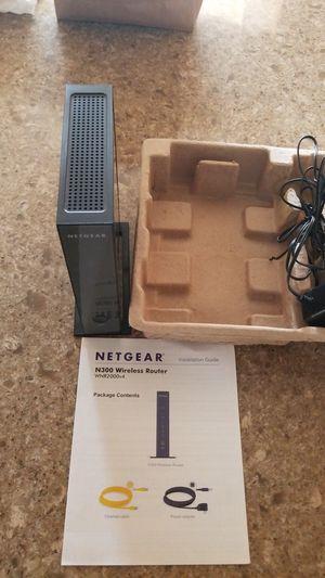 Netgear N300 Wireless Router for Sale in Poway, CA