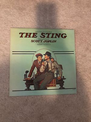 Original motion picture soundtrack, the Sting, record for Sale in Puyallup, WA