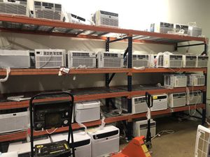 New Window Air Conditioners units + Window AC with Heat for Sale in Atlanta, GA