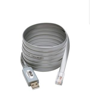 Tripp Lite USB to RJ45 Cisco Serial Roll over Cable USB for Sale in Richardson, TX