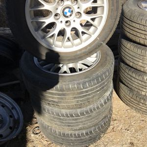 Rims For MBW 205-55-16 for Sale in Perris, CA