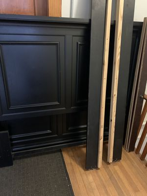 Queen size bed frame for Sale in Webster, MA