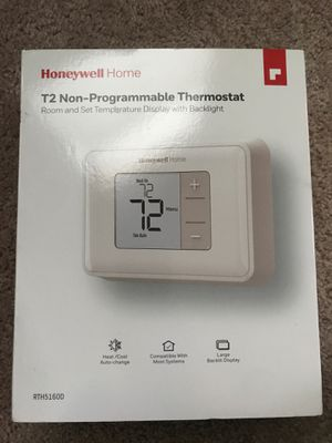 Honeywell Thermostat Non-Programable for Sale in Raleigh, NC