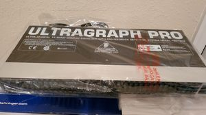 New BehringerUltragraph Pro FBQ1502 15-band Stereo Graphic EQ for Sale in Suffolk, VA