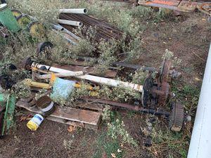Trailer axels. for Sale in Stockton, CA