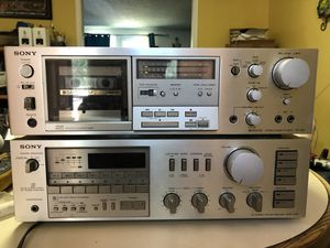 Sony Vintage stereo for Sale in Aberdeen, MD