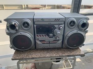 JVC MX- G500 Compact Component System 3 CD Tray / AM-FM Stereo Receiver for Sale in Alameda, CA