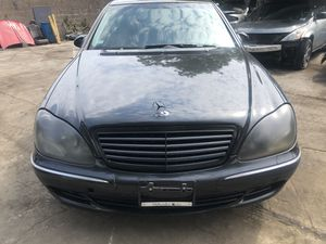 Mercedes Benz S430 2006 Selling Parts Only Vehicle Not For Sale for Sale in Paterson, NJ