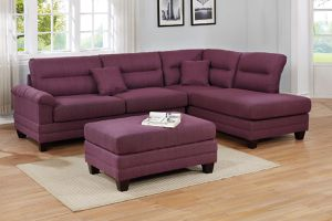 Beautiful 3PCs Sectional W/ Ottoman 🔥🔥🔥 for Sale in Fresno, CA