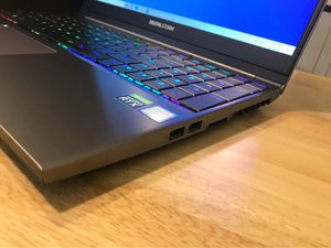 Gaming Laptop - Digital Storm Nova i7 9750H, RTX 2060 with 6GB, RAM 16GB 512 GB nvme SSD for Sale in Chicago Heights, IL