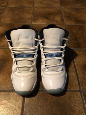 Jordan 11 legend blue for Sale in Great Falls, VA