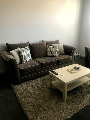 Sofa w/sleeper & Loveseat for Sale in Arlington, VA