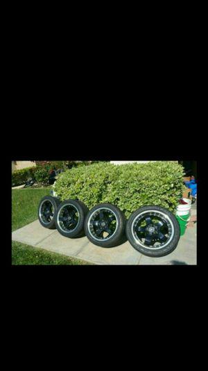 Black rims for Sale in Del Sur, CA