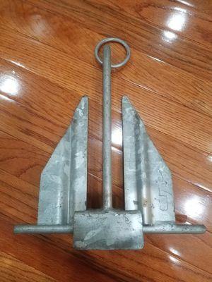5lb Anchor for light boat, canoe, kayak, pontoon boat, jetski. Hooker Anchor for Sale in Oregon City, OR