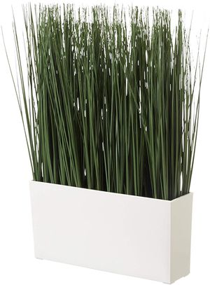 2x IKEA Fejka Artificial Potted Faux Plant Green Grass (Set of 2) for Sale in New York, NY