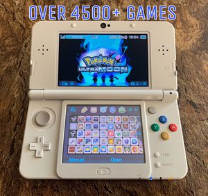 Nintendo 3ds monster hunter 4g limited edition for Sale in Vista, CA