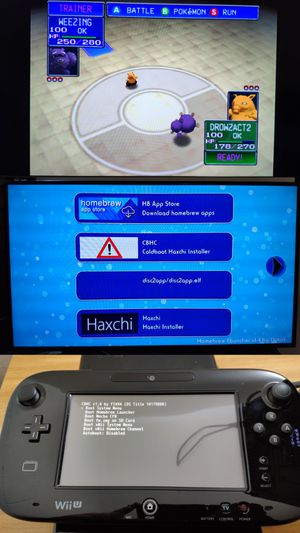 HACKED Nintendo Wii U Deluxe + GAMES for Sale in The Bronx, NY