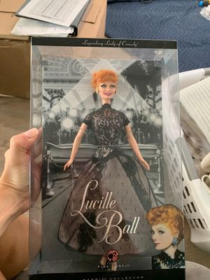 Lucille Ball Collectible Barbie Doll for Sale in Brooklyn, NY