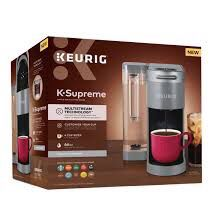 New Keurig K-Supreme 12-Cup Coffee Maker - Black for Sale in Whittier, CA