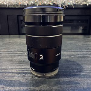 Sony 18-105mm Lens for Sale in Baldwin Park, CA