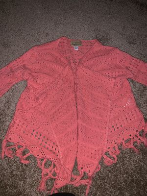 Girls cardigan size 10/12 for Sale in Antioch, CA