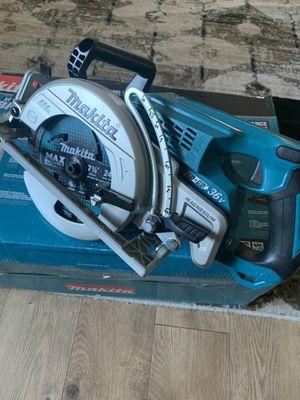 NEW! Makita Rear Handle Saw - 36v 18v XSR01 for Sale in Houston, TX