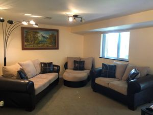 3 piece sofa set for Sale in Pittsburgh, PA
