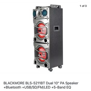 Blackmore PA Style system for Sale in Bell, CA