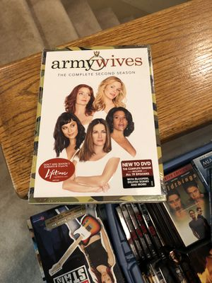 Army Wives The Complete Second Season DVD Brand New Factory Sealed two 2 tv series lifetime for Sale in Buena Park, CA