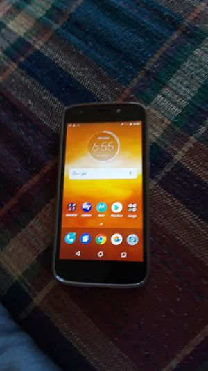 METRO PCS MOTOROLA MOTO E5 LIKE NEW for Sale in Richmond, VA