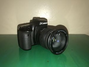 Canon 80D with Sigma Lens for Sale in Ashland, OR
