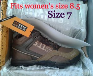 New Men's 5.11 Tactical Range Master Boot, Dark Coyote for Sale in Lake Forest, CA