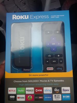 Roku express for Sale in East Orange, NJ
