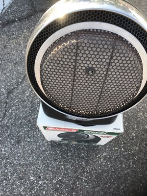 Kallmann portable heater gas Practically new built-in fan awesome shape for Sale in Waterford Township, MI