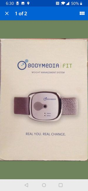 A system that takes your weight very personally bodymedia fit for Sale in Anchorage, AK