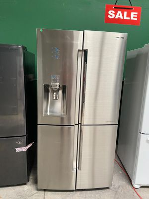 Samsung Refrigerator Fridge 36 in. Wide AVAILABLE NOW! #1524 for Sale in San Antonio, TX