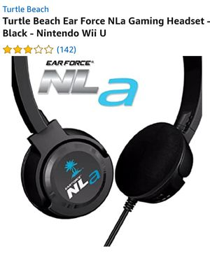 Turtle beach gaming headset for Sale in Bakersfield, CA