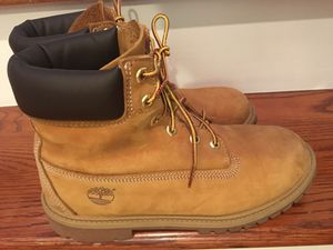 Timberland waterproof boots for men/ size 7 for Sale in Fairfax, VA