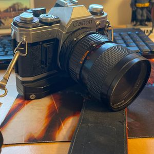 Cannon AE 1 35 MM Film Camera for Sale in West Covina, CA