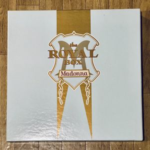 Madonna The Royal Box Set CD Satin Digi Pac VHS - Read Hype Sticker - Please Observe All Pictures Closely for Sale in Burien, WA