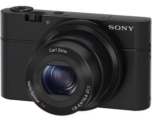 Sony RX 100 20.2 MP premium compact digital camera for Sale in Newark, OH