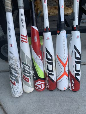 Baseball bats for Sale in Simi Valley, CA