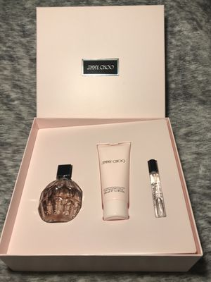JIMMY CHOO. 3-Pc L'Eau Gift Set for Sale in Chula Vista, CA