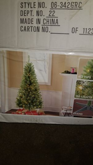 Free Christmas tree for Sale in Highland, CA