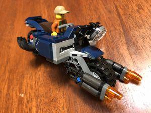 Lego Marvel Avengers Superheroes Captain America Bike 76123 for Sale in Los Angeles, CA