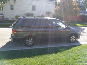HONDA 2004 ODYSSEY EX VAN LOADED LEATHER RUNS AND DRIVES for Sale in Riverside, IL