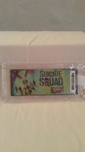 Suicide Squad Collectible Ticket for Sale in Las Vegas, NV