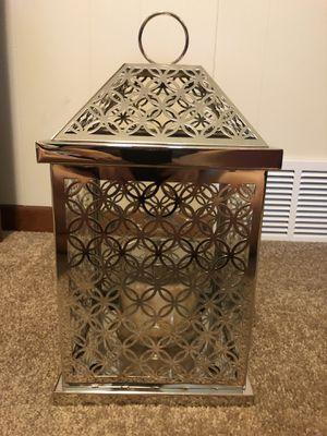 PartyLite Candle And Holder for Sale in Wolcott, CT
