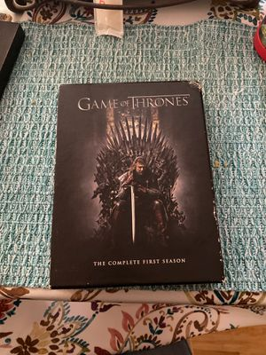 Season One Game of Thrones for Sale in Seattle, WA