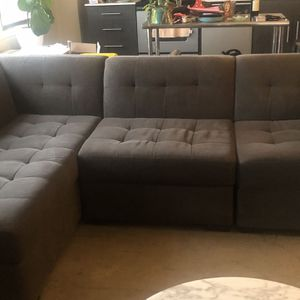 Macy's Sectional Couch for Sale in Lake Oswego, OR